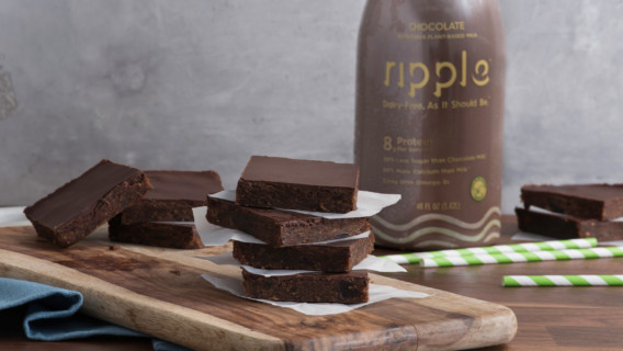 ripple-Fudgy Chocolate Peanut Butter Squares-26
