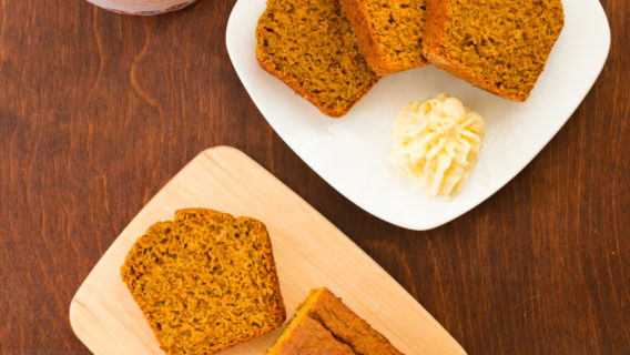 Ripple – Pumpkin Bread