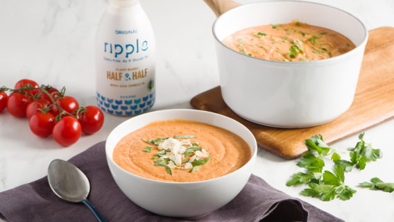 Creamy Red Pepper and Tomato Bisque_highres