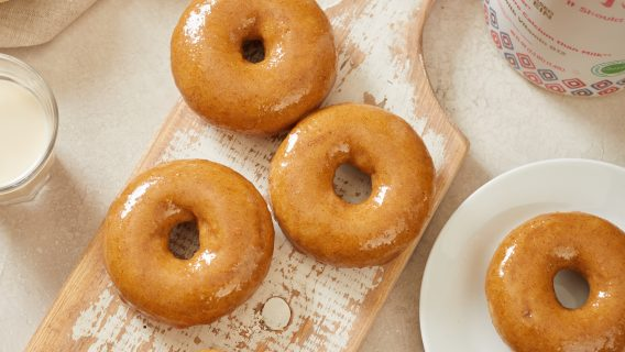 Gingerbread_Donuts